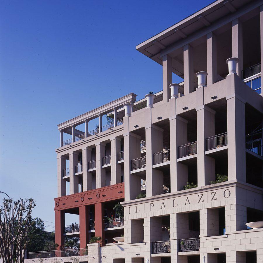 Di Nunzio Architecture Il Palazzo Houston, TX