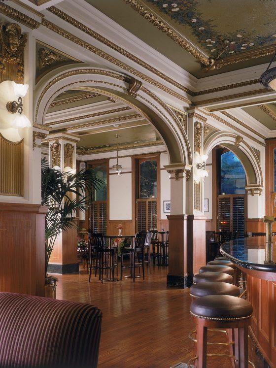 Di Nunzio Architecture Houston, Texas Cotton Exchange Bar