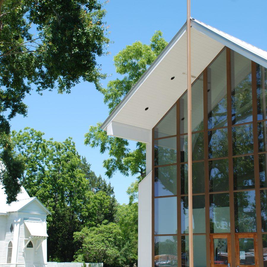 Di Nunzio Architecture Houston, Texas Divine Mercy Chapel