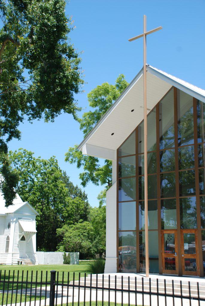 Di Nunzio Architecture Divine Mercy Chapel