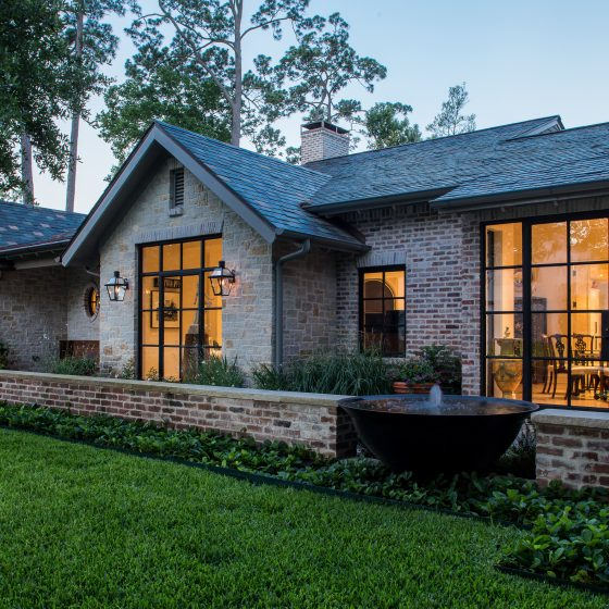 Di Nunzio Architecture Houston, Texas Pye Residence