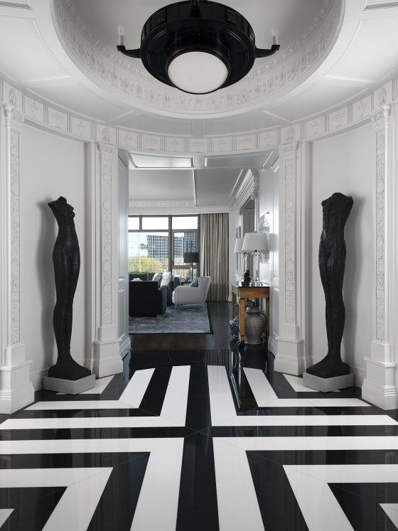 Di Nunzio Architecture Houston, Texas Stinnett Moritz Residence