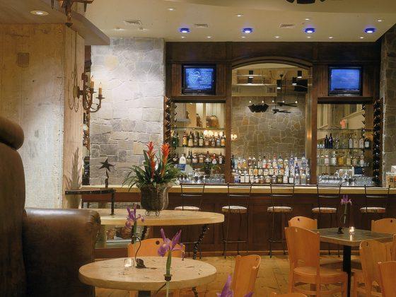 Di Nunzio Architecture Houston, Texas Travis Street Cafe